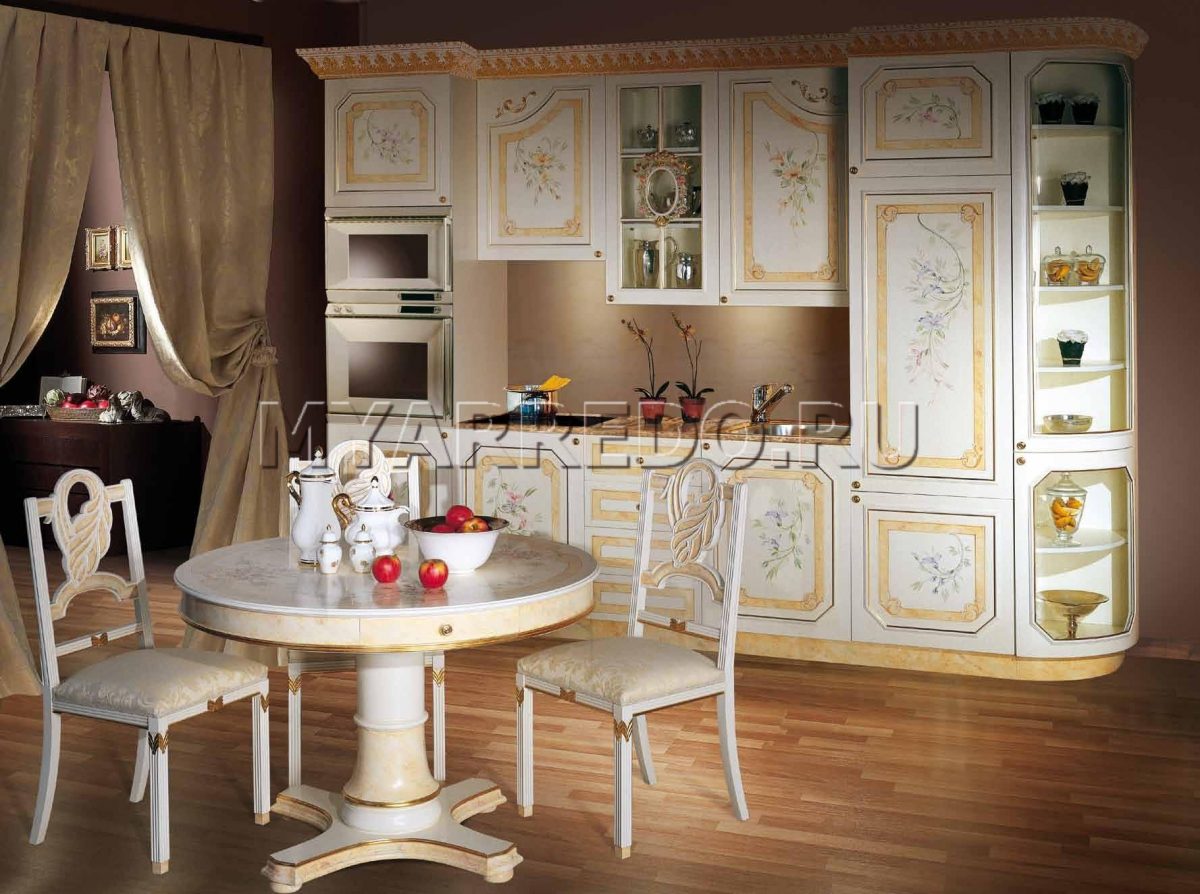 Кухня ASNAGHI INTERIORS KITCHEN Valery