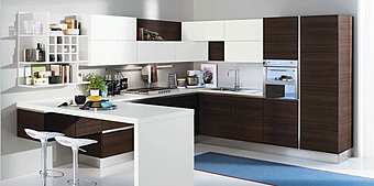 Кухня RECORD CUCINE BASE SYSTEM COLLECTION AKIRA comp.3