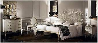 Кровать CANTORI Bedroom 0274.0000...160