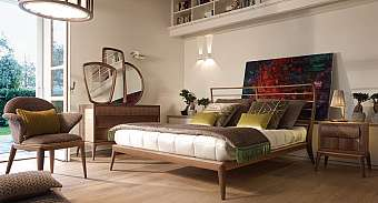 Кровать VOLPI CONTEMPORARY LIVING 8NLG-003-0IS