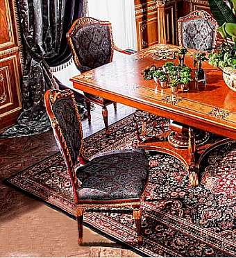 Стул ASNAGHI INTERIORS New classic collection IT1202
