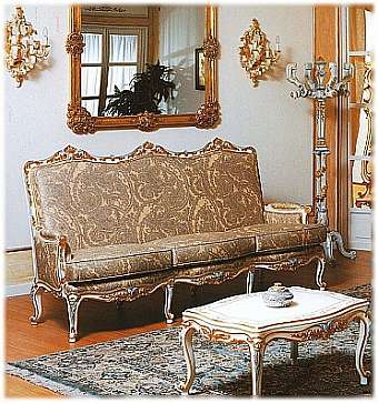 Диван ASNAGHI INTERIORS New classic collection AS12502