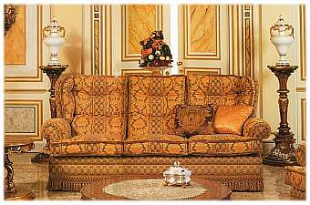 Диван ASNAGHI INTERIORS New classic collection 201002