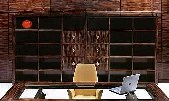 Книжный шкаф OAK Office furniture SC 3010 + SC 3011__1